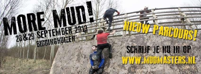 Mud Masters September 2013