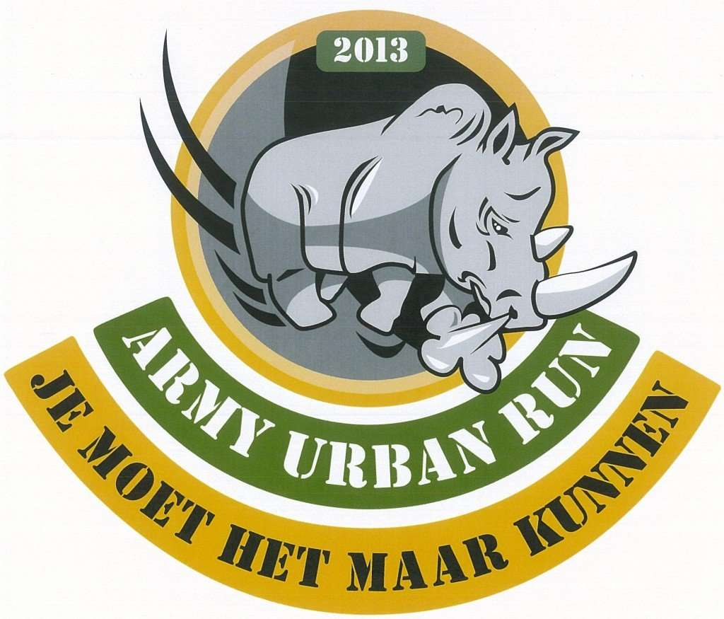 Army Urban Run 2013 logo