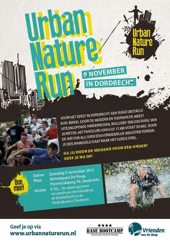 Flyer Urban Nature Run LR