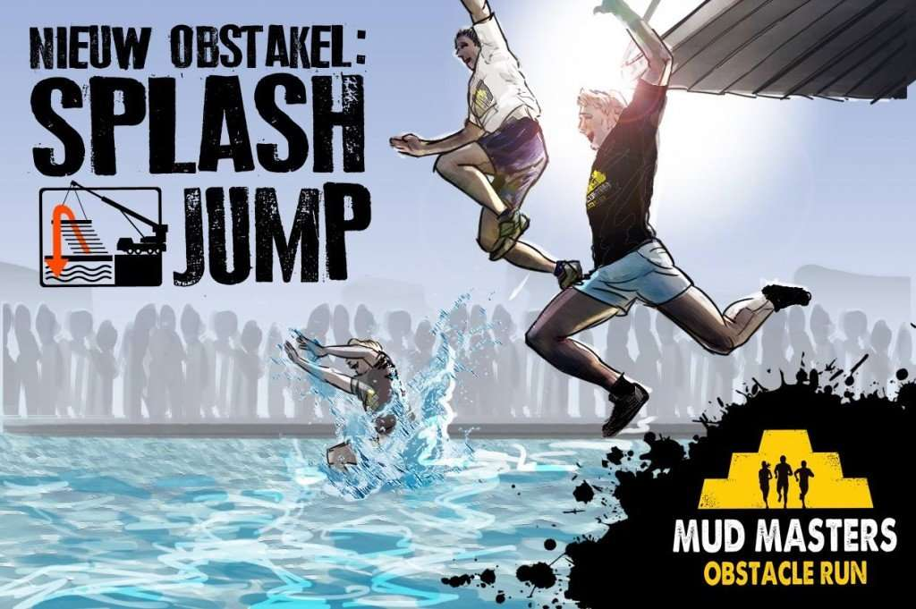 Splash Jump Mud Masters