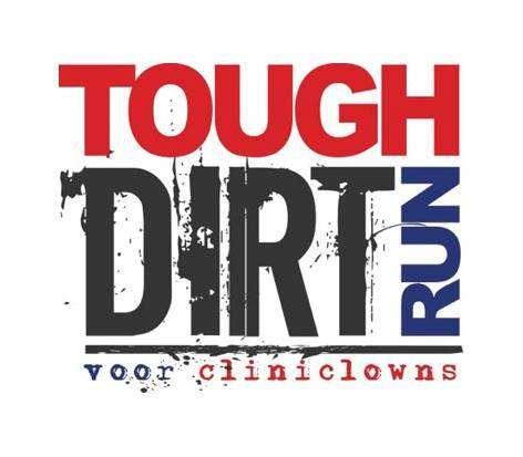 Tough Dirt Run voor Cliniclowns logo