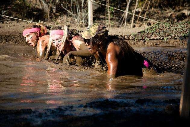 Muddy Mates - Obstakels.com