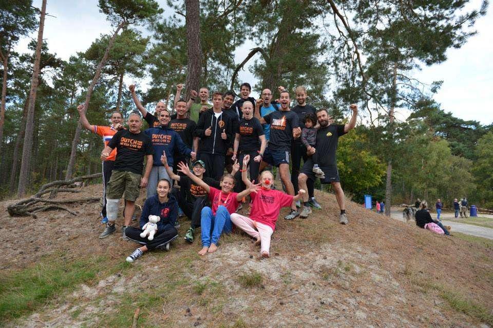 Team DMM @ Tough Dirt Run