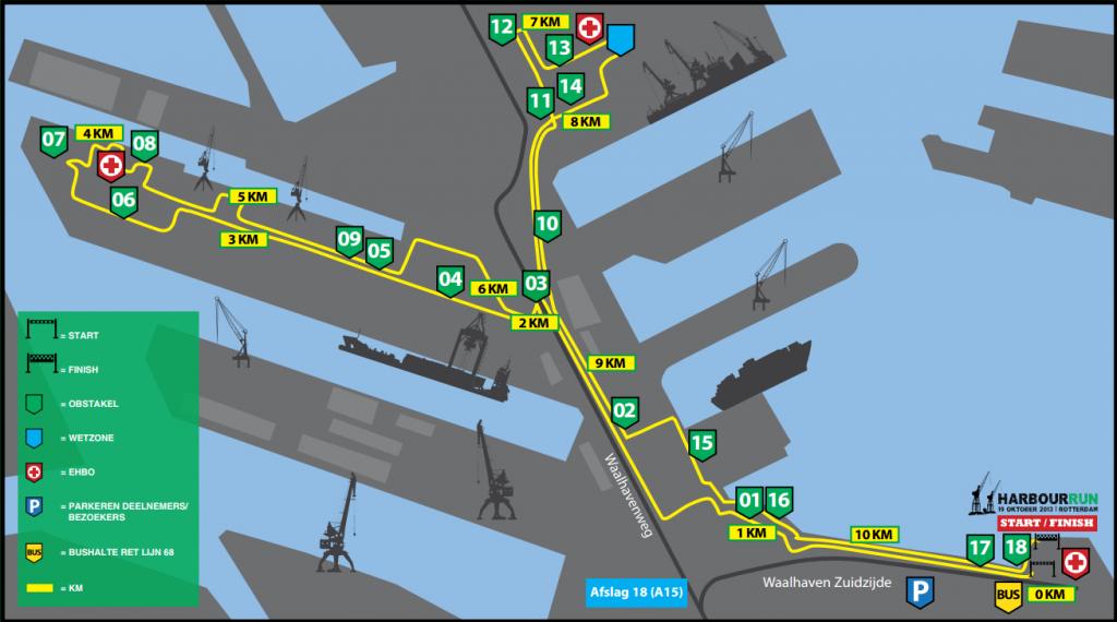 Track Harbourrun