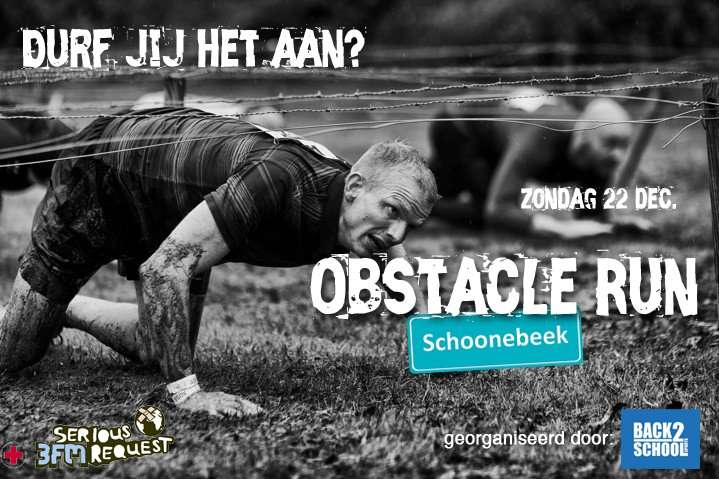 Schoone Winter Obstacle Run
