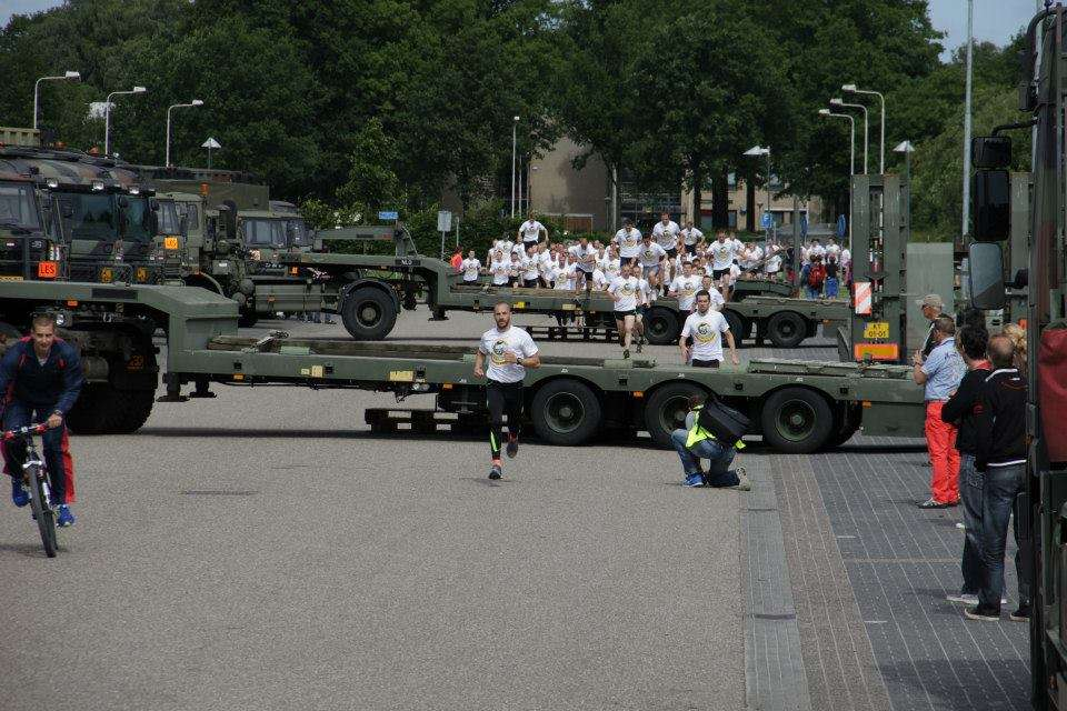 Army Urban Run