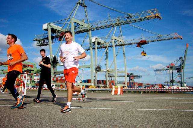 Foto's Harbour Run 2014