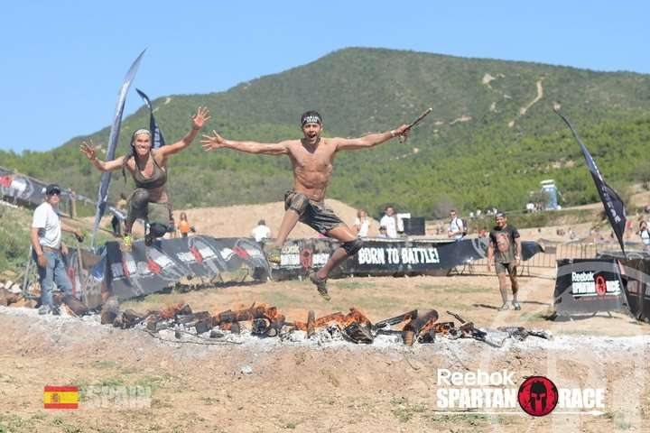 Review Spartan Race Barcelona