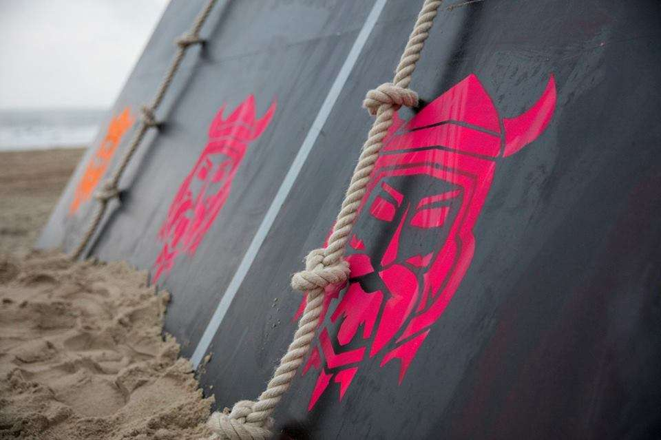 Beach Obstacle Run Texel