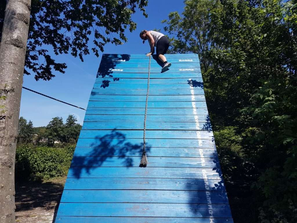 Spartain Fit Obstacle Run
