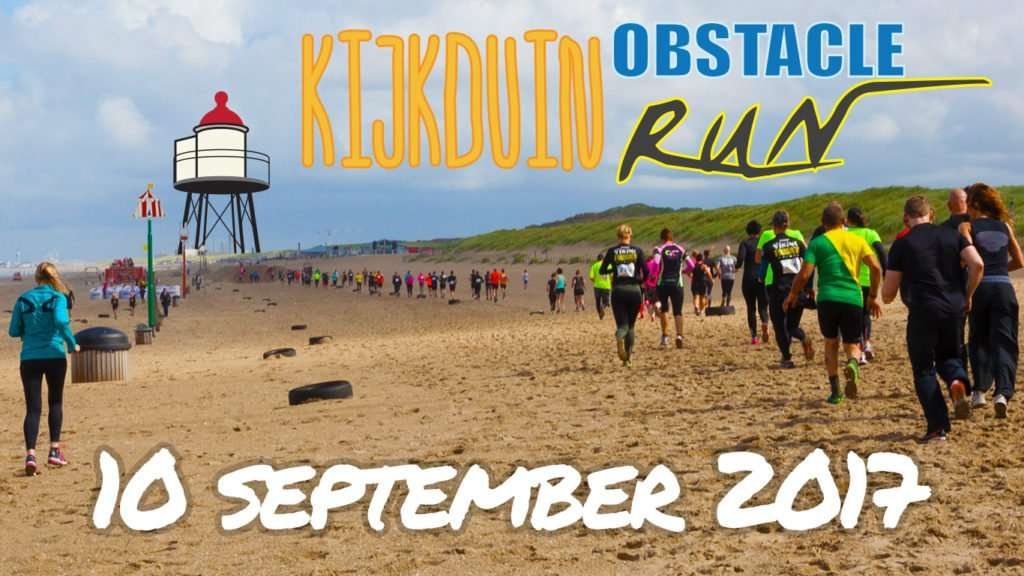 kijkduin obstacle run