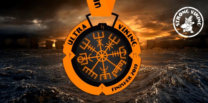 ultra viking medaille