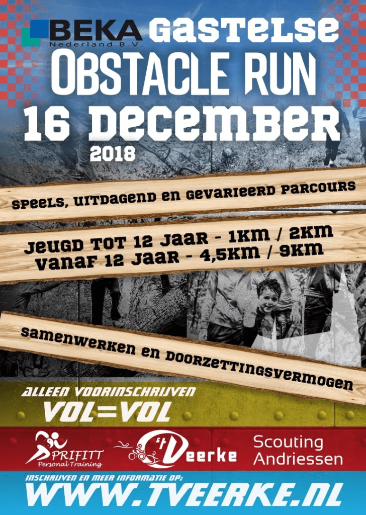 gastelse obstacle run