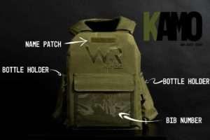 War Race Kamo vest