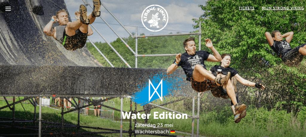 Strong Viking Water