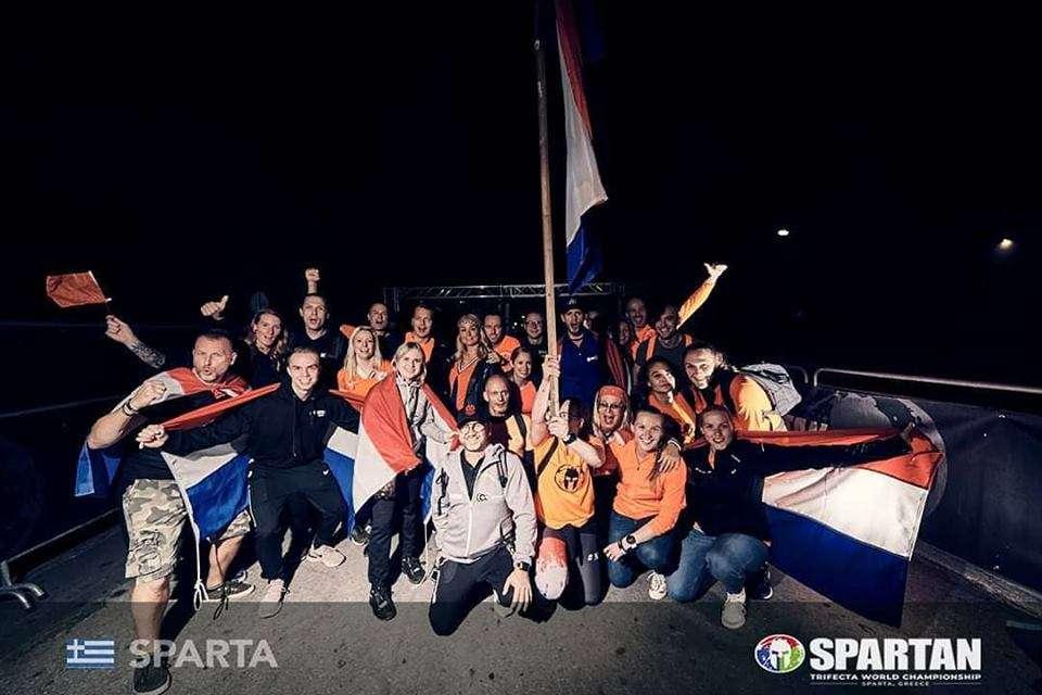 spartan trifecta nederlanders