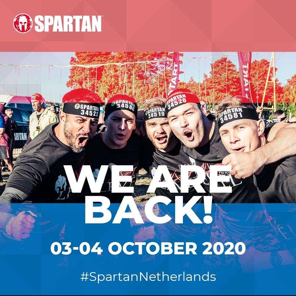 Spartan Race NL