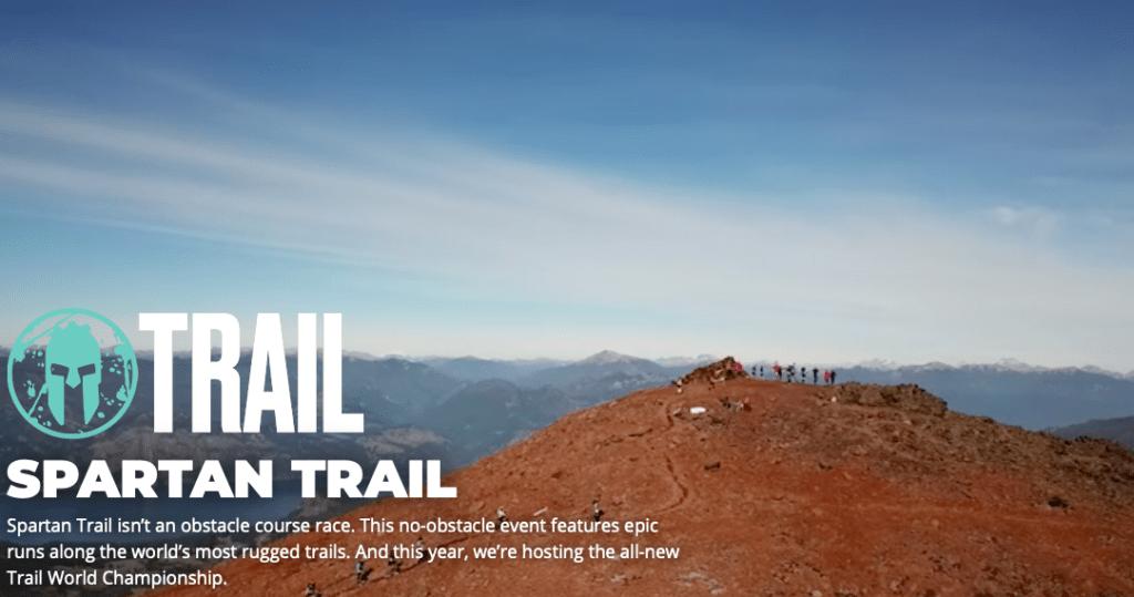 Spartan Trail WK