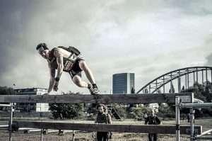 Foto via War Race / Sportograf