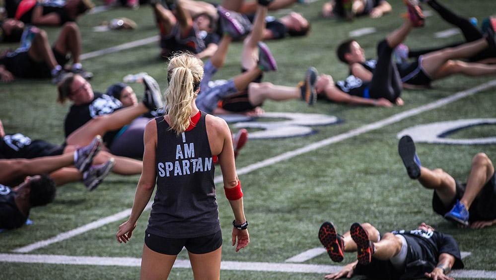 Spartan-Workout-Tour